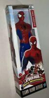 Marvel Ultimate Spider-Man Web Warriors•Titan Hero Series Action Figure Doll NEW