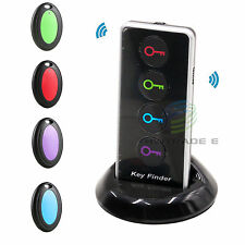 4 in1 wireless key Finder Receiver remote seeker tracker locator find/lost Alarm