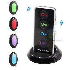 4 in 1 Electronic Wireless Receiver Key Finder Locator Alarm Car Remote Keychain