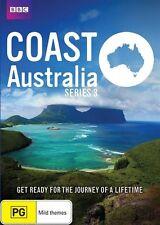 Coast Australia: Series 3 - Neil Oliver NEW R4 DVD