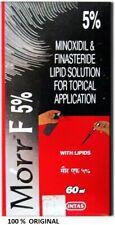 Morr F 5% Hair Gain Serum Sulfate Free Anti Hair Fall For Damaged Hair 60 Ml