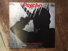 Bernard Herrmanns- Phycho LP- Sountrack for Alfred Hitchcoks Phycho!!