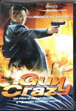 GUN CRAZY - DVD  (NUOVO SIGILLATO)