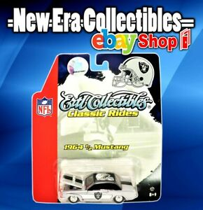 Ertl Collectibles Classic Rides Series 1964 1/2 Mustang Raiders 1:64 Scale 2005
