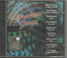 VARIOUS - Signature Songs (2002) CD