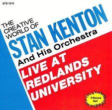 Stan Kenton Live at Redlands University NORM SMITH QUINN DAVIS MIKE VAX OHLEN