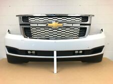 2015 2016 2017 2018 2019 2020 chevy tahoe suburban front bumper (need paint) #13