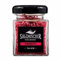 (9,99€/100g) 95) Fleur de Sel Sale mix Sale lampone Fiocchi di sale Spezia sale