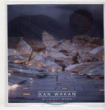 (GS543) Kan Wakan, Midnight Moon - 2014 DJ CD