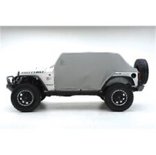Smittybilt 1159 Cab Cover Without Door Flap Water Resistant For 76-86 Jeep CJ-7