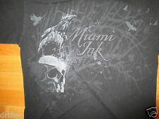 Miami Ink T Shirt Size S