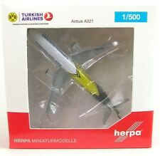 Airbus A321 Turkish Airlines - BVB 09 Borussia Dortmund (Reg.TC-JSJ Keçiören)
