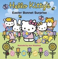 Hello Kitty's Easter Bonnet Surprise-ExLibrary