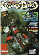 March Classic Bike Transportation Magazines