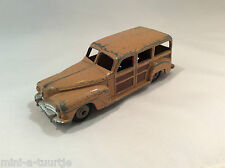 Dinky toys  no. 24F Plymouth Estate Car