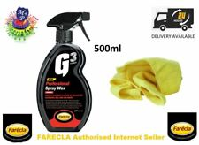 Farecla G3 Pro Spraywax Wax (7211) 500ml (trigger spray) + microfibre cloth