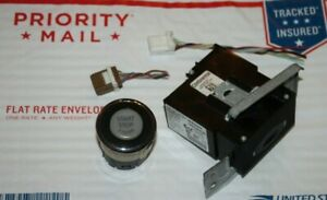 5WY7700 G25/G37/G35 Ignition Switch with Key Slot Reader+ PUSH BUTTON START&STOP