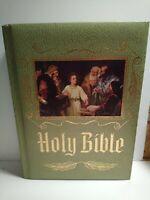 Holy Bible, Catholic Heirloom Edition Leather Bound 1984-85 Edition