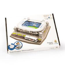 Paul Lamond Games-Real Madrid estadio Santiago Bernabeu 3D Rompecabezas En Caja