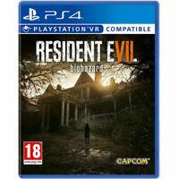 Resident Evil 7: Biohazard (PS4, 2017)