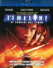 Blu-ray *** TIMELINE - AI CONFINI DEL TEMPO *** Fuori Catalogo