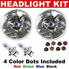 VW Tri Bar Light Headlights Conversion Kit bug ghia bus split oval samba thing