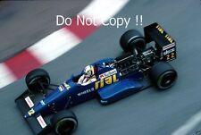Andrea De Cesaris Rial ARC-01 Monaco Grand Prix 1988 Photograph
