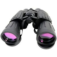 Day/Night 60x50 Military BLACK Zoom Powerful Binoculars Optics Hunting Camping