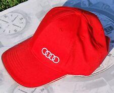 AUDI cappellino NUOVO e originale!