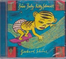 GERHARD SCHÖNE Böses Baby Kitty Schmidt CD 1995 Kinderlieder * NEU