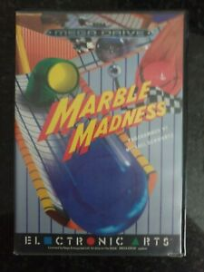 SEGA Megadrive - Marble Madness Tested & Working