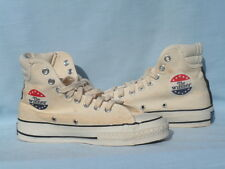 Vintage 1970s Converse Sears The Winner White Hi Made In The USA Size 7 Rare