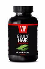 Biotin conditioner-GRAY HAIR SOLUTION DIETARY SUPPLEMENT- Minimize hair loss-1B