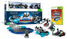 Skylanders SuperChargers Dark Edition Starter Pack Xbox 360 AUS PAL *NEW* !