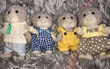 Sylvanian families Guinea Pig family X 4❤️