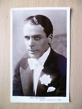 Vintage Film Star Real Photo Postcard- JACK BUCHANAN by Stage Photo Co. London