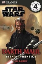 Star Wars: Darth Maul Sith Apprentice (Paperback or Softback)