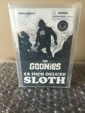 The Goonies Sloth SDCC Mezco Deluxe 12 Inch Figure Rare 2008 AFA 80 WOW LOOK!