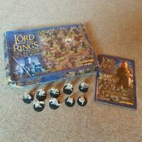 Games Workshop Lord of the Rings Middle Earth Heroes of the West 05-29 Metal