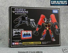 Takara Transformers Toy MP15 Mp-15 Tape Force Rumble Robot Dog in Stock