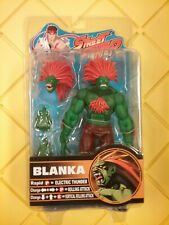 SOTA Street Fighter Blanka Original ROUND 2  Figure NEW