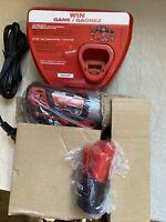 "New Milwaukee 2463-20 M12 12V Li-Ion Cordless 3/8"" Impact Wrench W/ Kit Battery"