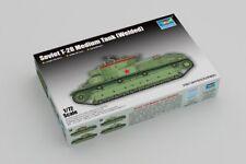 Trumpeter 07150 1/72 Soviet T-28 Medium Tank (Welded)