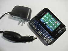 Samsung TRENDER SPH-m380 Camera QWERTY TOUCH Bluetooth Slider SPRINT Cell Phone