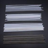 50pcs ABS/PP/PVC/PE Schweißstäbe Kunststoff schweissen Kunststoffschweißdraht