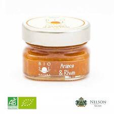 Marmellata di Arance & Rhum BIO da 100gr, Orange & Rhum Marmelade 100% organic
