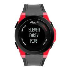 KENNETH COLE SMARTWATCH CONNECT ROSSO NERO DIGITALE