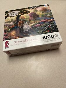Ceaco, Thomas Kinkade, Gone with the Wind 1000 Piece Puzzle.