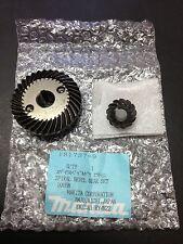 Makita Repair Part - Bevel Gear Set Part # 181737-9 for 9005N Replaces 221344-7