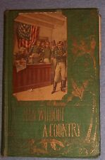 1897 Edward E. Hale RARE Book MAN WITHOUT A COUNTRY hc